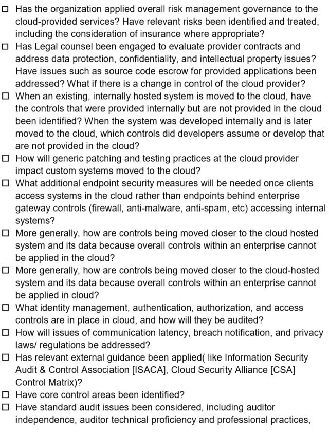 11_Cloud-Based IT Audit Process